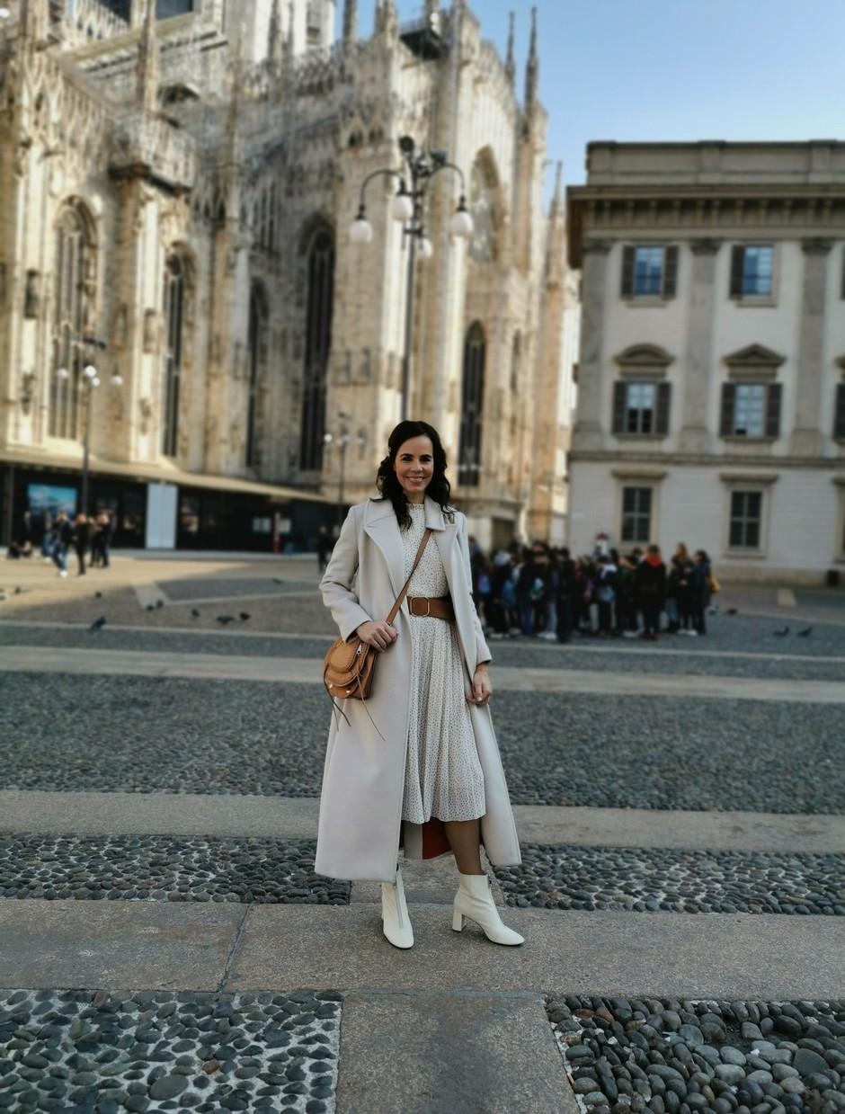 Lorella Flego pojasnjuje, kako je koronavirus zasenčil nedavni teden mode v italijanskem Milanu (foto: Zen)