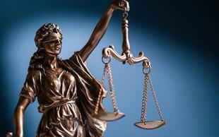 (Pre)nizka kazen, ker je posilstvo trajalo relativno kratko?