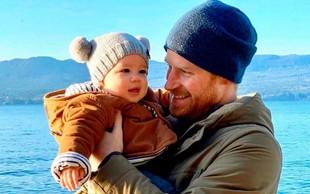 David Beckham odkril, kakšen oče je v resnici princ Harry