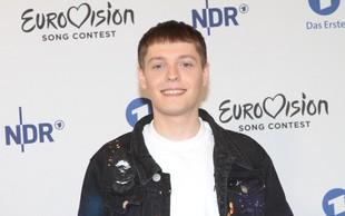 Nemčijo bo na Pesmi Evrovizije 2020 predstavljal Slovenec Ben Dolič