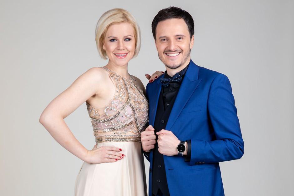 Darja Gajšek in Blaž Švab (foto: Adrijan Pregelj)