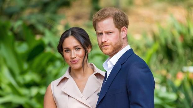 Meghan Markle in princ Harry že v Londonu, a vprašanje je, če se bosta sploh videla s Kate Middleton in princem Williamom (foto: Profimedia)