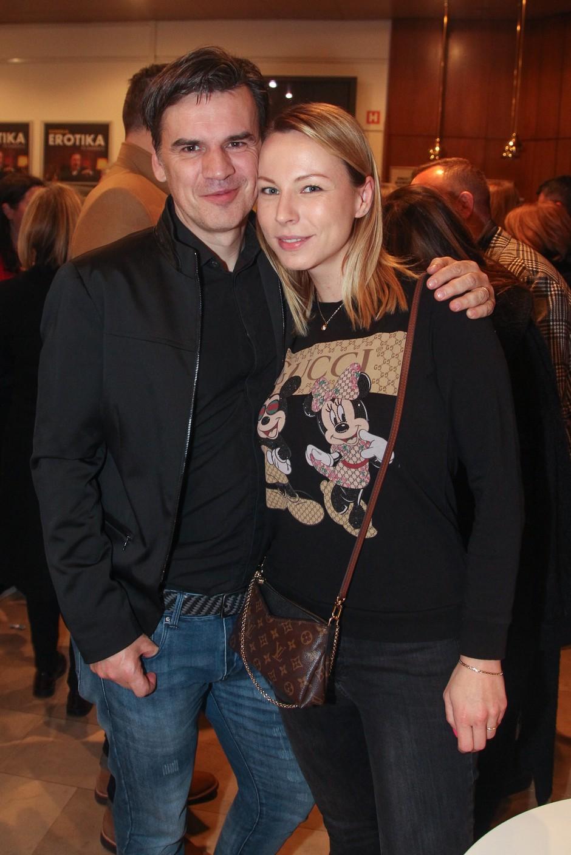 ManuElla in Marjan Hvala sta se iz Švedske vrnila nazaj v Slovenijo (foto: Mare Vavpotič)