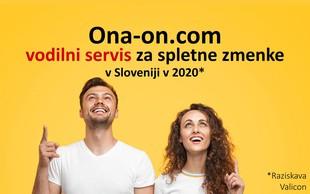 Prva izbira samskih Slovencev, ki iščejo resno zvezo? ONA-ON.COM (Valicon, 2020)