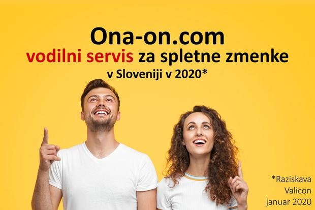 Prva izbira samskih Slovencev, ki iščejo resno zvezo? ONA-ON.COM (Valicon, 2020) (foto: promocijski material)