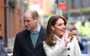Kate in William letošnjih velikonočnih praznikov zagotovo ne bosta pozabila