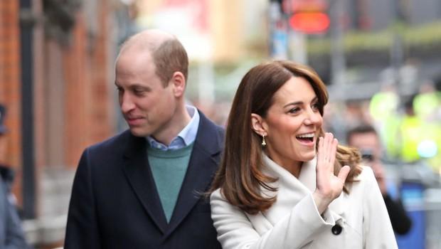Kate in William letošnjih velikonočnih praznikov zagotovo ne bosta pozabila (foto: Profimedia)