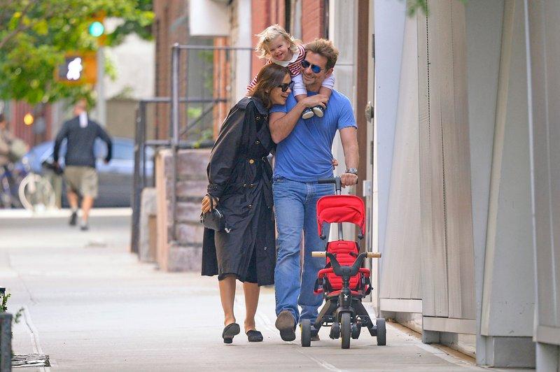 Bradley Cooper, Iryna Shayk