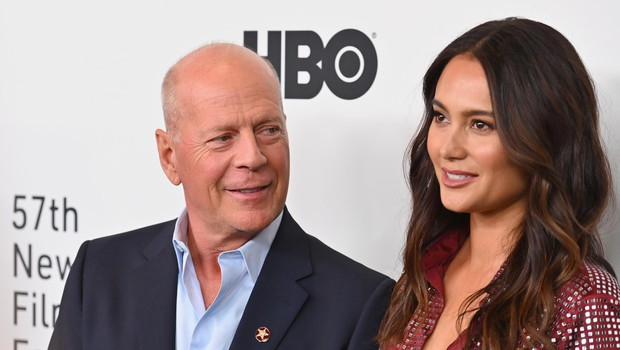 Bruce Willis zaradi karantene z Demi zamudil rojstna dneva hčera (foto: Angela Weiss/Afp/Profimedia)