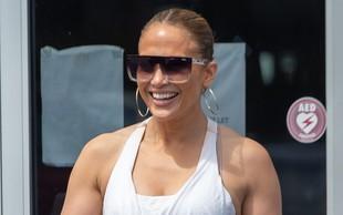 Jennifer Lopez v svojo osupljivo postavo vloži veliko truda