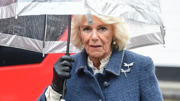 To bo naziv, ki ga bo prejela Camilla, ko bo princ Charles postal kralj (foto: Profimedia)