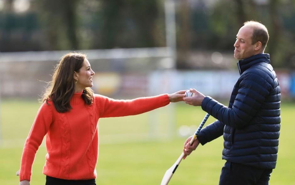 Princ William in Kate Middleton sta se odpravila na zmenek in mediji za to sploh niso vedeli (foto: Profimedia)