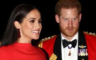 Poglejte si, kam je kraljica povabila princa Harryja in Meghan Markle