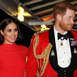 Poglejte si, kako zaljubljeno sta se gledala princ Harry in Meghan Markle