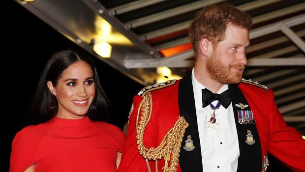 Poglejte si, kako zaljubljeno sta se gledala princ Harry in Meghan Markle (foto: Profimedia)