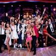 Zvezdice odplesale svoj prvi ples, prvič brez publike!