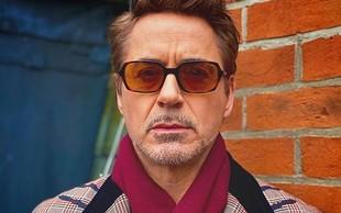 Roberta Downeya Jr. bomo še videli v vlogi Iron Mana