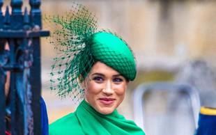 Princ Harry in Meghan Markle sta bila modno usklajena, a to je razkil šele veter