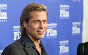 Se je Brad Pitt spet zagledal?! Omrežila ga je prelepa turška igralka!