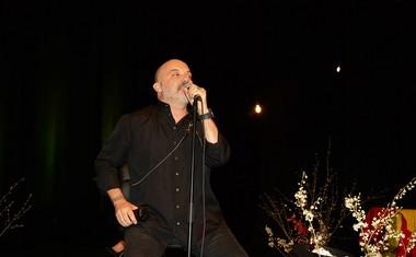 Tony Cetinski ob dnevu še kako pobožal s svojim glasom