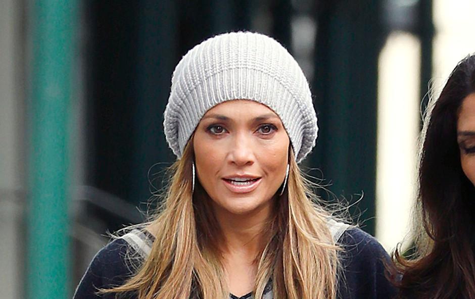 Jennifer Lopez poskrbela za dvigovanje obrvi: Je zdaj (spet) v zvezi z NJIM?! (foto: Profimedia)