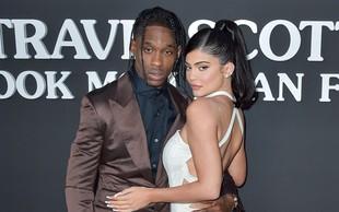 Travis Scott in Kylie Jenner sta ponovno skupaj