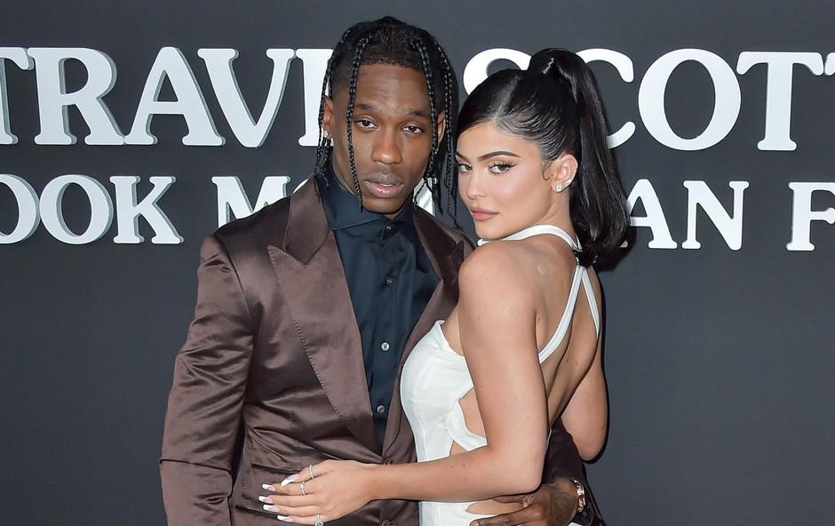 Travis Scott in Kylie Jenner sta ponovno skupaj (foto: Profimedia)