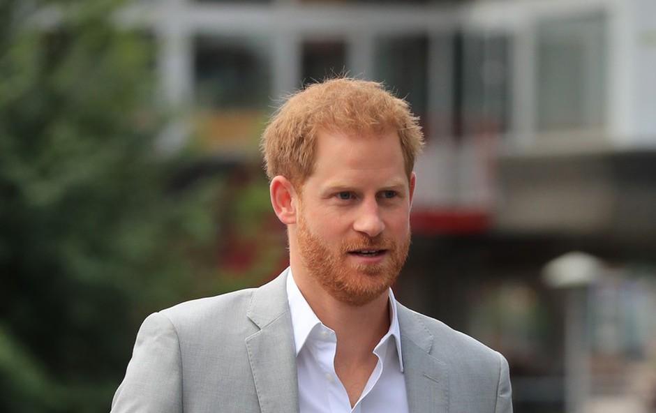 Vse to je o kraljevi družino povedal princ Harry v pogovoru, za katerega ni vedel, da bo javno objavljen (foto: Profimedia)