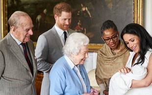 Kraljici Elizabeti se bo uresničila velika želja, že kmalu bo spet videla malega princa Archija, ki bo prišel v London