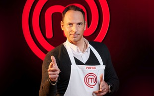 MasterChef tekmovalec Peter Mužič stavi na ravioli in rižoto