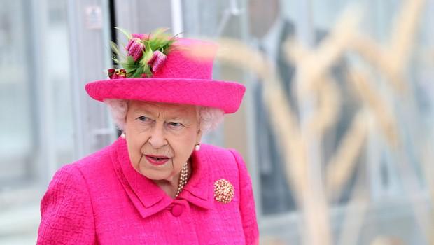 Meghan, Harry in Archie so kraljici za rojstni dan voščili preko videoklica (foto: Profimedia)