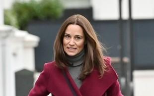 Sestra Kate Middleton pod lažnim imenom klicala taksi, a jo je taksist hitro razkrinkal