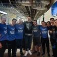 Dallas začutil Slovenijo skupaj z Dunking Devils!