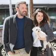 Ben Affleck in Ana de Armas sta novopečeni Hollywoodski par