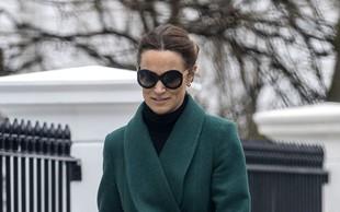 Pippa Middleton podpira svojo sestro Kate