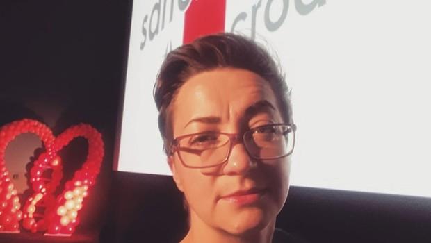 Hrvaška komičarka Martina Orsag po potresu v Zagrebu ostala na cesti in brez strehe nad glavo (foto: Facebook)
