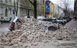 Potres blizu Zagreba, ki smo ga čutili tudi v Sloveniji
