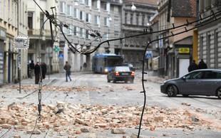 Umrla je 15-letnica, ki je bila hudo poškodovana v potresu v Zagrebu