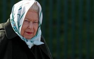 Kraljica Elizabeta ostaja na varnem