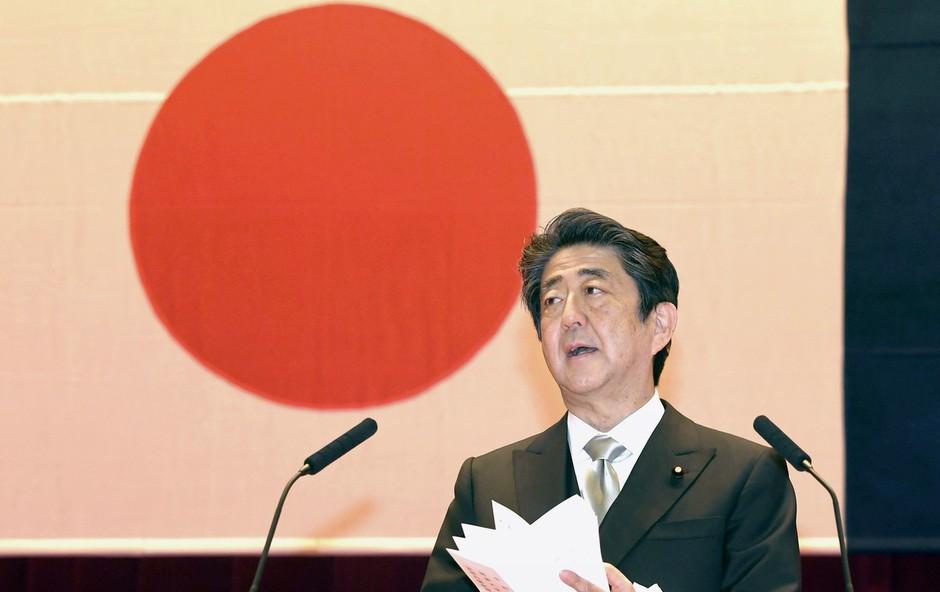 Japonski premier prvič javno o možnosti prestavitve OI v Tokiu (foto: Profimedia)