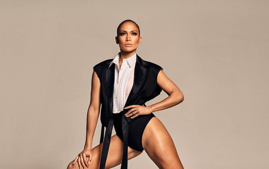 Poglejte si, kako je videti Jennifer Lopez čisto brez ličil (foto: Profimedia)