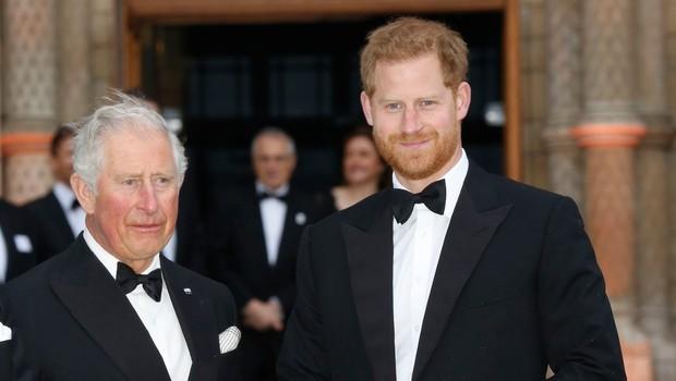 Princ Charles svoja sinova redno obvešča o svojem stanju (foto: Profimedia)