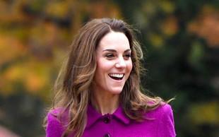 Poglejte si, kakšno domačo pisarno ima Kate Middleton, prizor, ki ga redko vidimo
