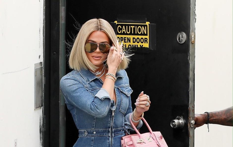 Hči Khloe Kardashian je v času koronavirusa praznovala rojstni dan (foto: Profimedia)