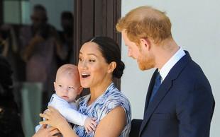 Izvedelo se je, zakaj sta princ Harry in Meghan Markle prikrivala podrobnosti o rojstvu malega Archieja