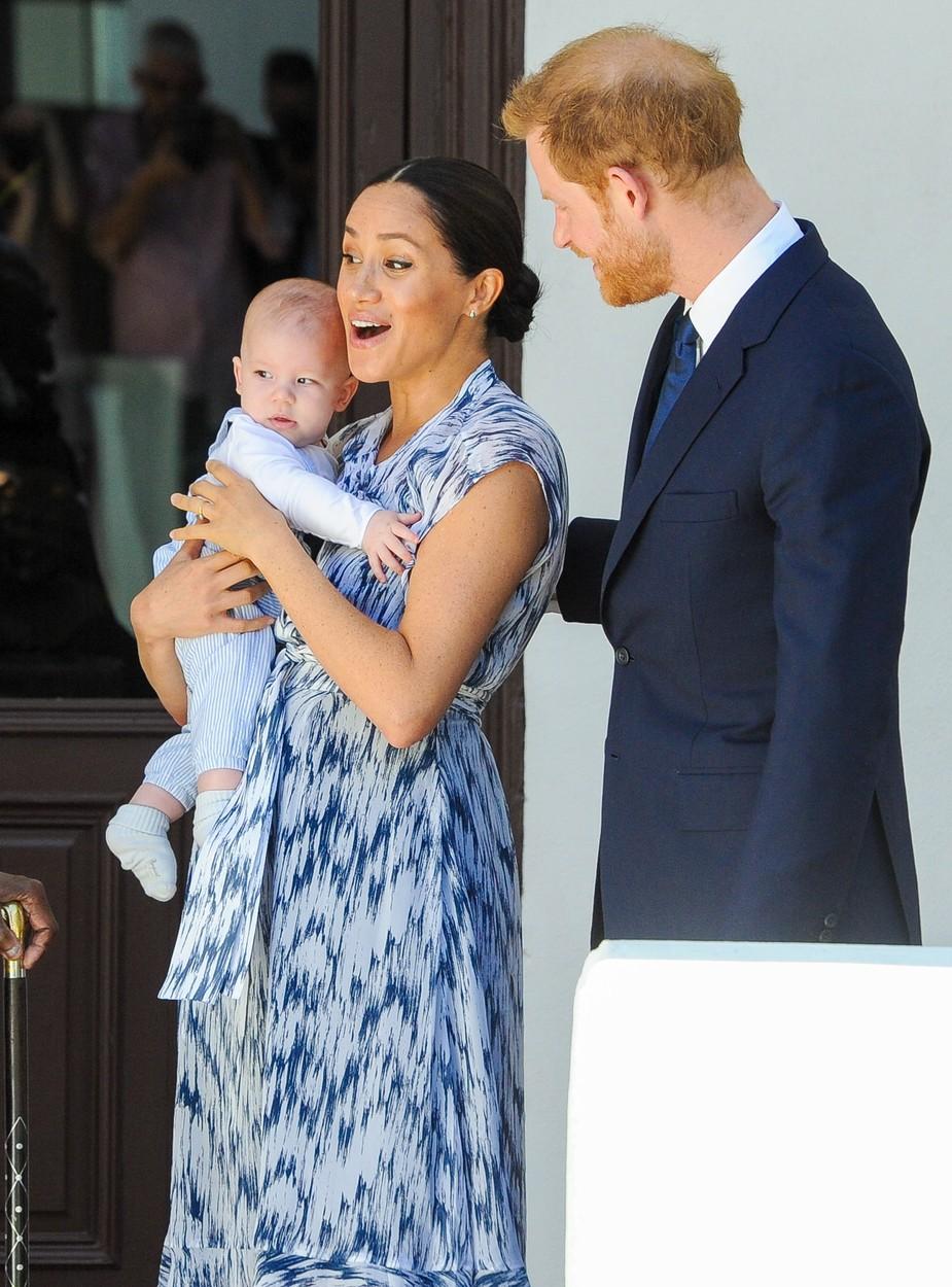 Princ Harry razkril vse o tem, kako v Kaliforniji družina preživlja čas in kaj se dogaja z malim Archijem (foto: Profimedia)
