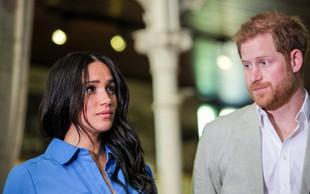 Princu Harryju in Meghan Markle propadli vsi načrti, prvi rojstni dan malega Archija bodo morali slaviti doma