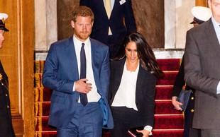 Meghan in Harry prekinila sodelovanje s štirimi britanskimi tabloidi