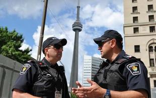 Kanada: V bližini Halifaxa strelec ubil najmanj 16 ljudi