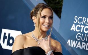 Jennifer Lopez pokazala, kakšen razkošen fitnes ima doma in kako trdo trenira v karanteni